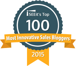 Top 100 most innovative salesbloggers