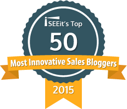 Top 50 most innovative sales bloggers