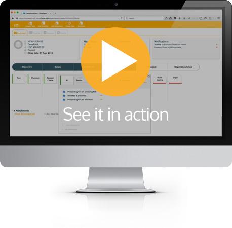 MEDDIC on Salesforce Video