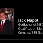 MEDDIC Sales Qualification Methodology Founder Jack Napoli on How to Enable and Drive Sales Teams