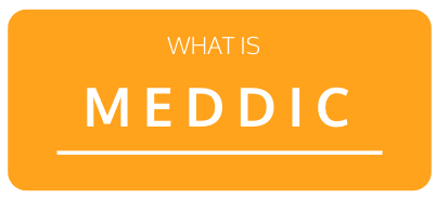 What is MEDDIC button